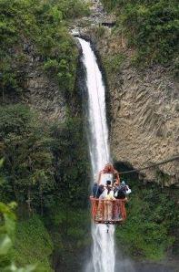 La visita a las múltiples cascadas es una excursión tranquila y divertida