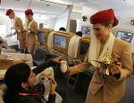Emirates cuida de forma especial la experiencia durante el vuelo.
