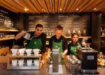 Starbucks no solo muestra una consistencia en la calidad, también promueve la creatividad y salirse de la rutina.
