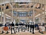 Zara, otra de las empresa exquisitas en el diseño de  sus tiendas alrededor del mundo.